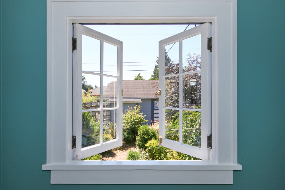 open windows,Wood window, fiberglass window, bay window, bow window